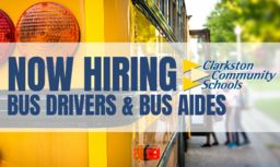Join the CCS Transportation Team